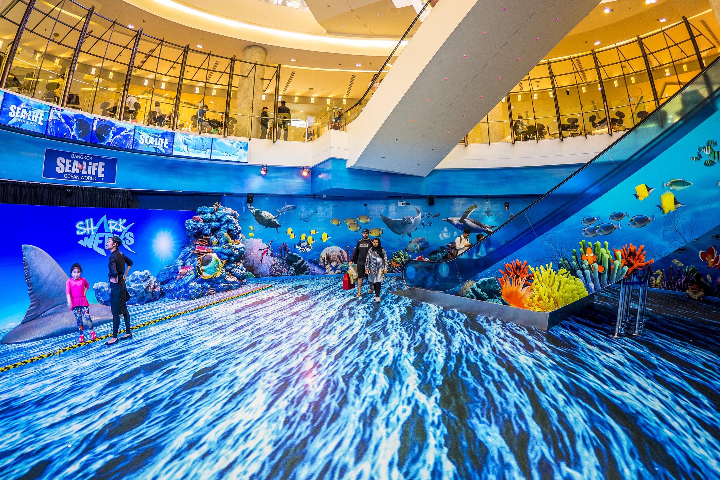 曼谷暹羅海洋世界  Sea Life Bangkok Ocean World   -4