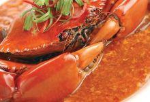 新加坡美食图片-辣椒螃蟹