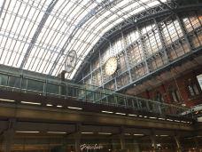 国王十字火车站-伦敦-西花汀