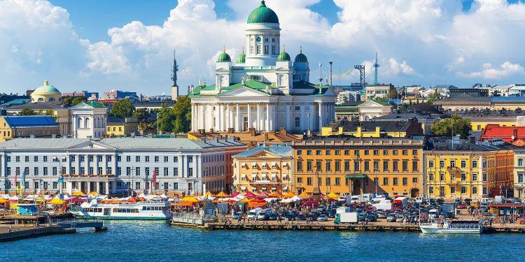 赫尔辛基图片