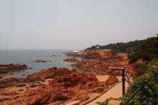 第一海水浴场-青岛-靠酱