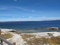 黄石湖-黄石国家公园-doris圈圈