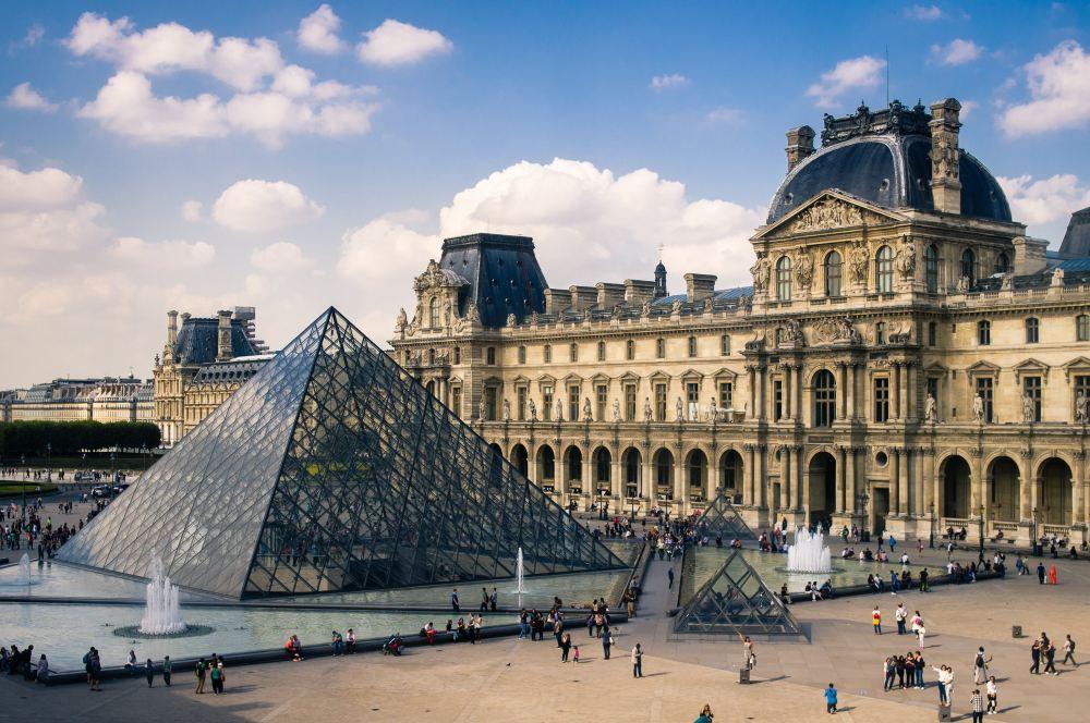 巴黎 卢浮宫 I