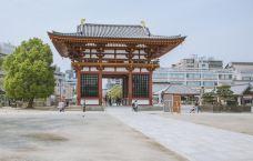 四天王寺-大阪-doris圈圈