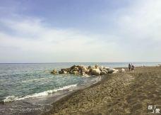 贝里沙海滩-圣托里尼-lydia想太多小姐阿喵呜