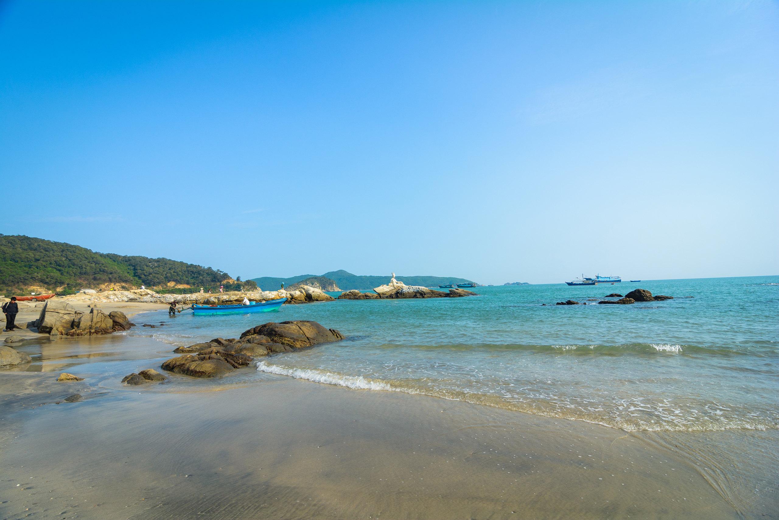 下川島王府洲旅遊度假區門票