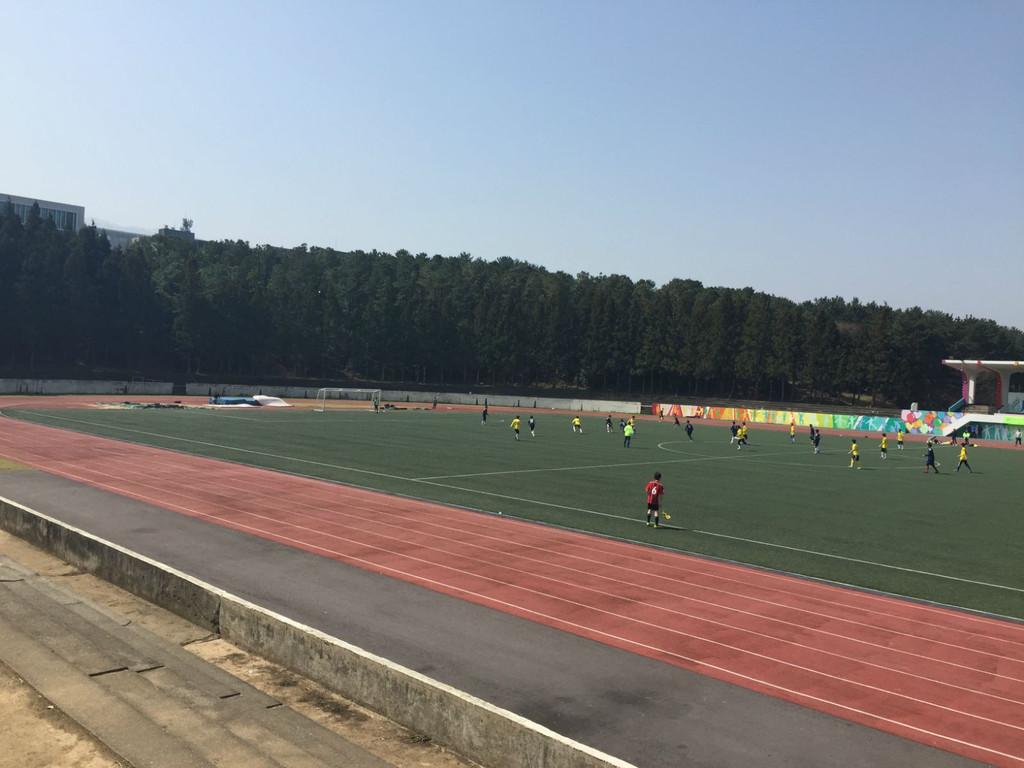 西歸浦世界杯足球場圖片