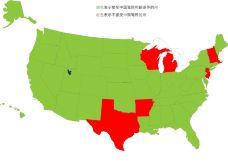 口袋攻略图片库-美国-湖绿紫