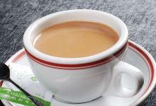 香港美食图片-港式奶茶