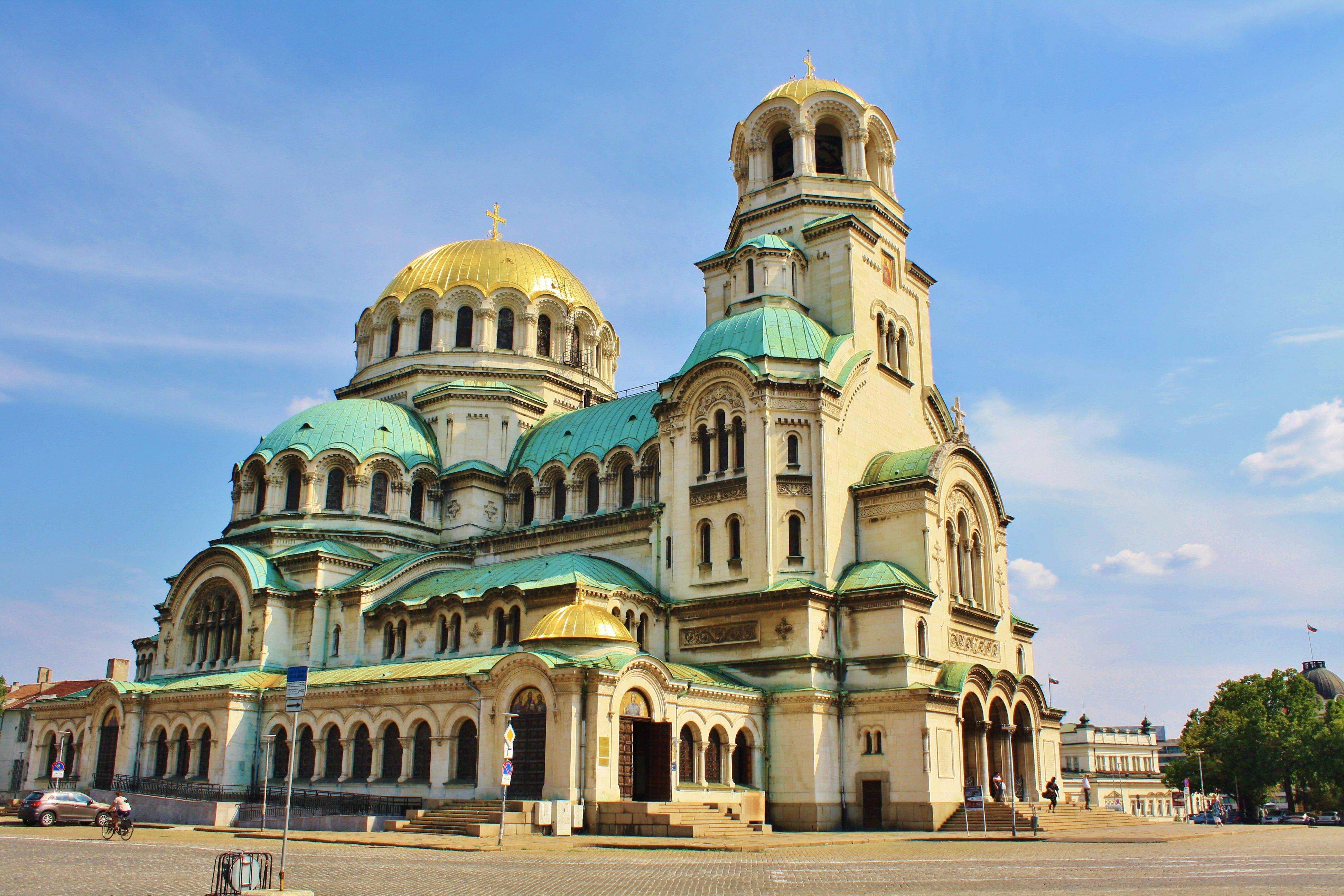索菲婭圣索菲亞教堂  Church of Sveta Sofia   -3