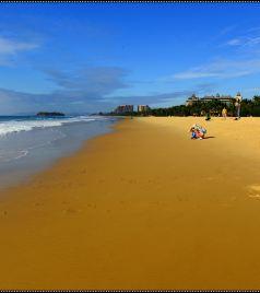 白沙游记图文-海南岛自驾游——海南-海湾、沙滩、温泉、美食、美女、beplay娱乐平台、景点,大搜罗。