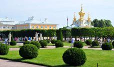 夏宫-圣彼得堡-加菲zhu