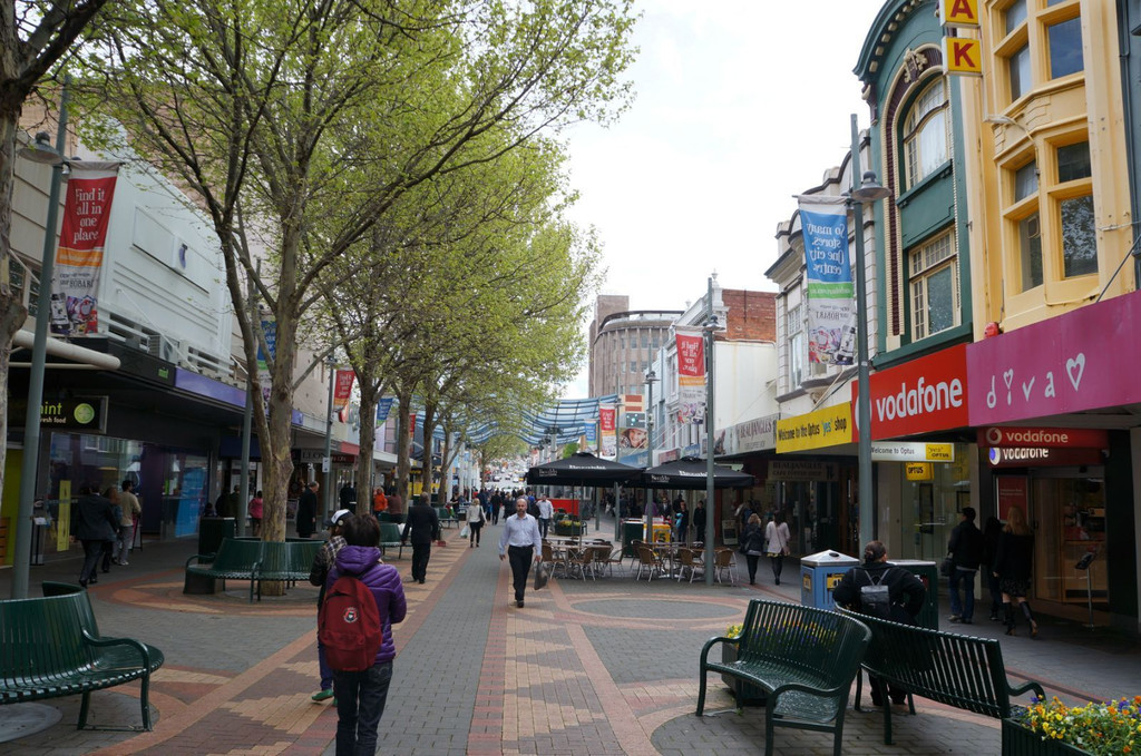 大洋洲 澳大利亚 塔斯马尼亚州首府 霍巴特市 - 西部落叶 - 《西部落叶》· 余文博客
