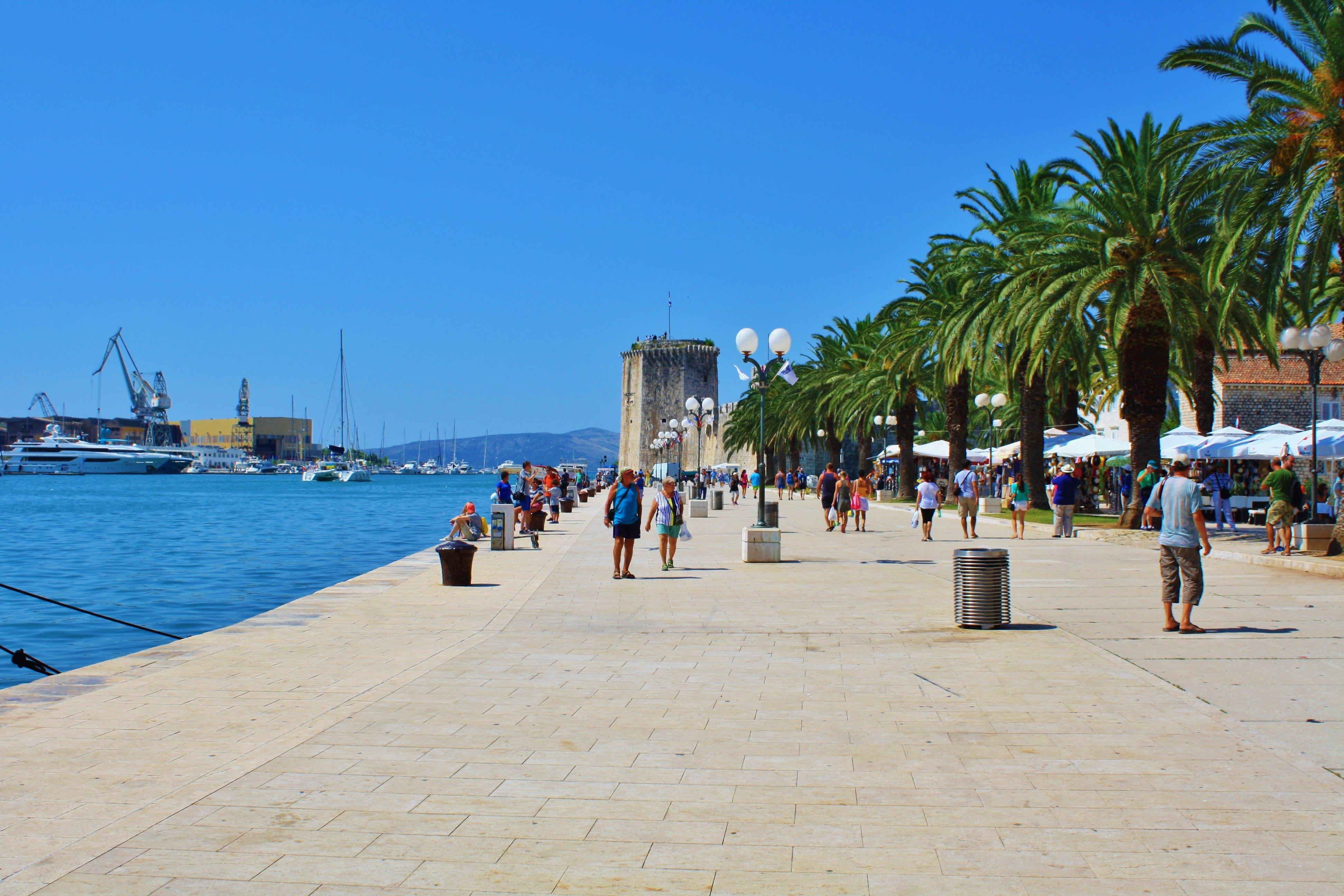 特羅吉爾老城區  Trogir Historic Site   -1