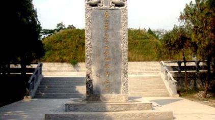 芒砀山-陈胜王陵
