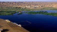 腾格里沙漠月亮湖-阿拉善左旗-E02****43