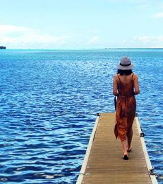 """关岛游记图文-【我要去大溪地】""""关""""不掉的时光——""""岛""""中漫步"""