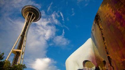 西雅图太空针塔
