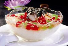 昆明美食图片-冰稀饭