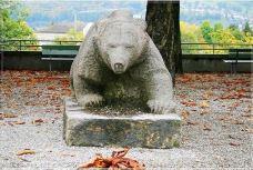 伯尔尼熊公园-伯尔尼-门子乀