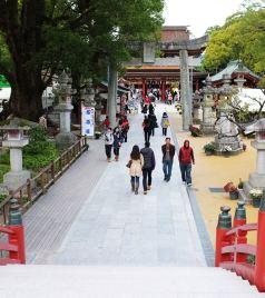 长崎县游记图文-小众游-一个人的日本北九州lucky自由行