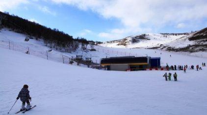 崇礼云顶滑雪场1