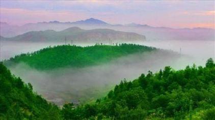 湖南岳阳五尖山森林公园2