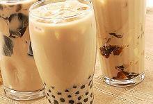 垦丁美食图片-珍珠奶茶