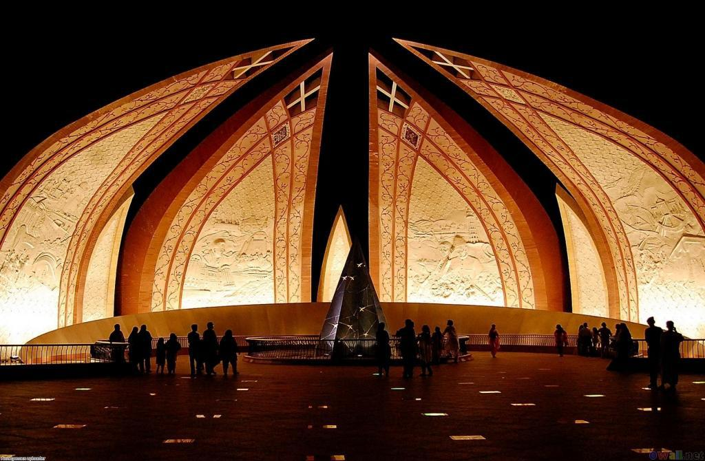 國家紀念碑  Pakistan Monument   -0