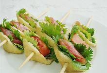 宜兰美食图片-一串心