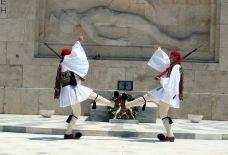 无名战士纪念碑-雅典-门子乀