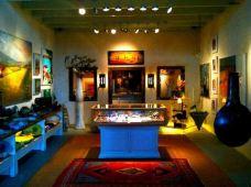 圣托里尼Tzamia-Krystalla Art Gallery Santorini图片