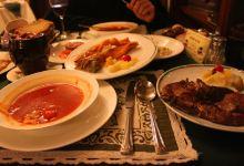 满洲里美食图片-俄式西餐