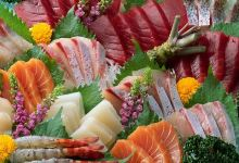 釜山美食图片-生鱼片