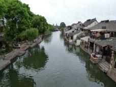 西塘风景区-西塘-老黄和小黄