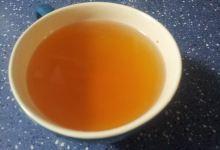 敦煌美食图片-杏皮水