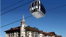 High1阿尔卑斯观景缆车