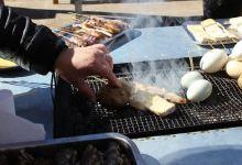 泸沽湖美食图片-泸沽湖烧烤