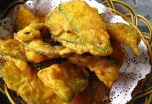 西塘美食图片-椒盐南瓜