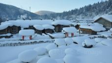 雪乡大雪谷