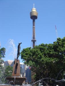蓝色海洋路-悉尼-门子乀