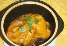 长江三峡美食图片-三游神仙鸡
