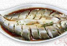 乌镇美食图片-白水鱼