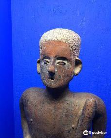 Rufino Tamayo Museum of Pre-Hispanic Art-瓦哈卡德华雷斯