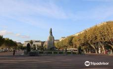 Saint-Nicolas Square-巴斯蒂亚