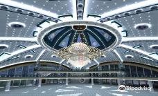 Aimani Kadyrova Mosque-格罗兹尼
