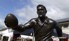 Sir Colin Meads Statue-特库伊特